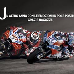 UnipolSai e Ducati Corse | Grazie #DucatiTeam - Video